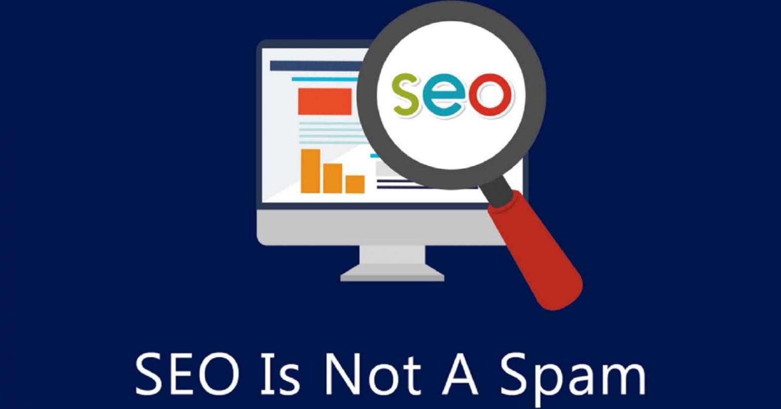 Search Engine Optimisation V's Spam